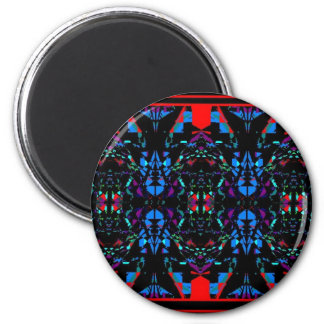 Designs by Bobbi - Design #004 6 Cm Round Magnet
