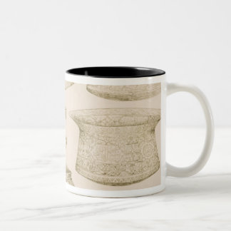 Designs for Arab and Persian Bowls and Basins, fro Two-Tone Coffee Mug