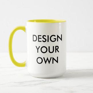 Desing Your Own Custom Personalised Combo Mug