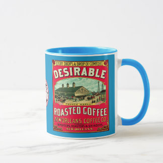 Desirable French Market Roasted Coffee Mug
