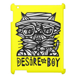 """Desire Boy"" 631 Art iPad Case"