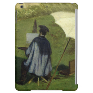 Desire Dubois Painting in the Open Air, c.1852 Cover For iPad Air
