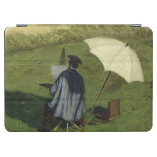 Desire Dubois Painting in the Open Air, c.1852 iPad Air Cover