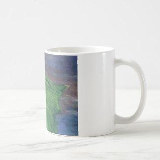desire to achieve material gains basic white mug