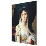 Desiree Clary  Queen of Sweden, 1807 Canvas Prints