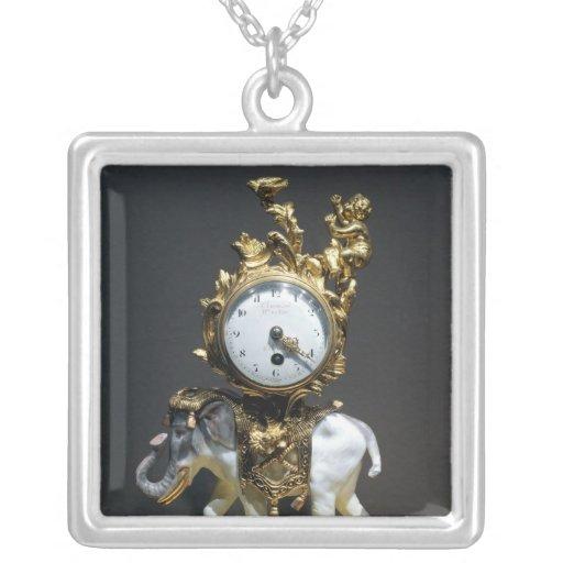 Desk clock custom jewelry