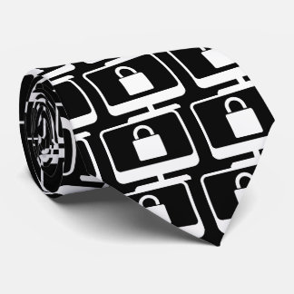 Desktop Locks Icon Tie