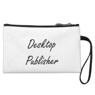 Desktop Publisher Artistic Job Design Wristlets