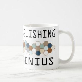Desktop Publishing Genius Coffee Mugs
