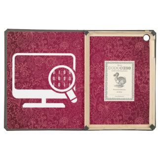 Desktop Scans Symbol iPad Air Cases
