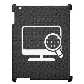 Desktop Scans Symbol iPad Cases