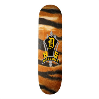 DESLOGE HIGH SCHOOL SKATE BOARD