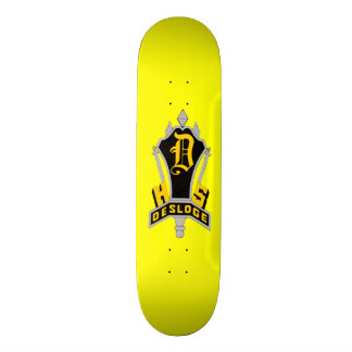 DESLOGE HIGH SCHOOL SKATE BOARDS