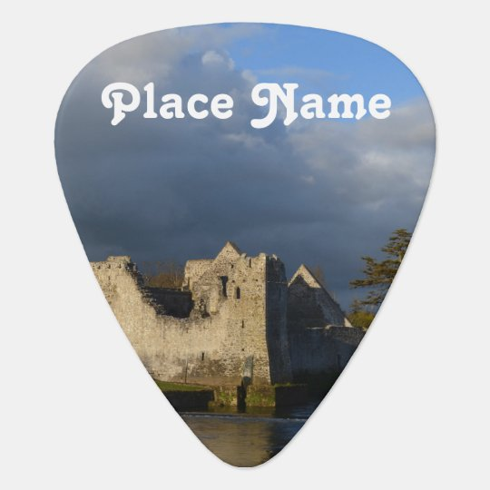 Desmond Castle in Adare Ireland Plectrum