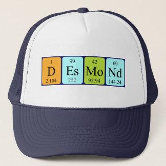 Desmond periodic table name hat