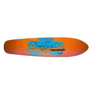 Desoto old skool 21.3 cm mini skateboard deck
