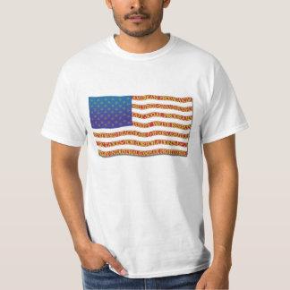 Desparate Flag: American Propaganda Shirt