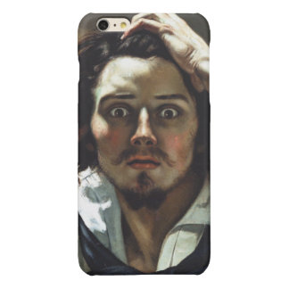 Desperate Man by Gustave Courbet iPhone 6 Plus Case