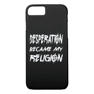 Desperation iPhone 7 Case