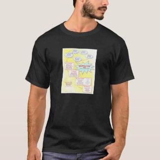Desperation Trail — Black T-Shirt
