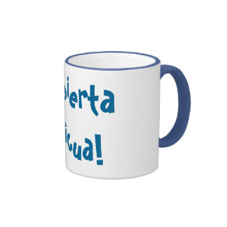 Despierta Boricua Mug