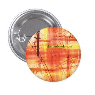 Dessambando - Booklet Cover Buttom 3 Cm Round Badge