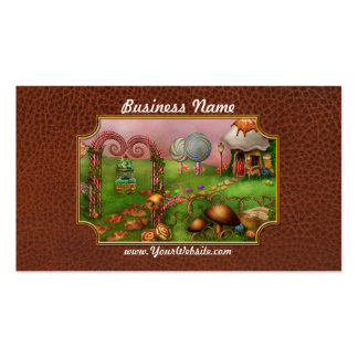 Dessert - Sweet Dreams Pack Of Standard Business Cards