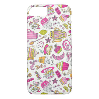Dessert Tea Party iPhone 7 Case