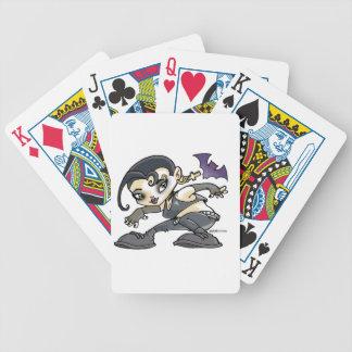 dessin jeune fille gothic jeux de cartes