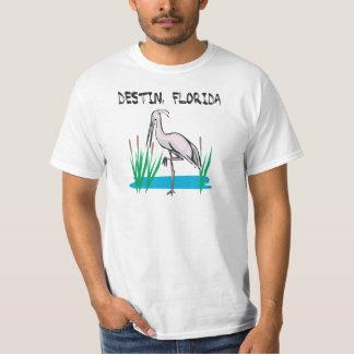 Destin Florida Crane T-Shirt