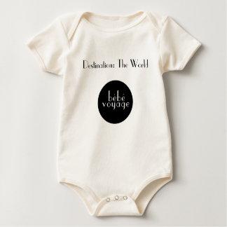 Destination Baby Romper Baby Bodysuit