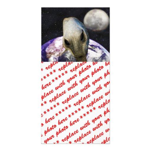 Destination : Earth Photo Cards