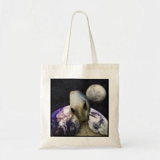 Destination : Earth Tote Bag