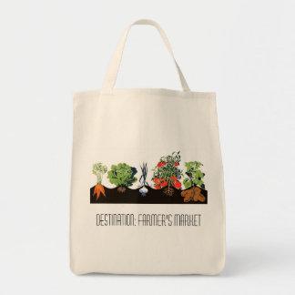 Destination: Farmer's Market
