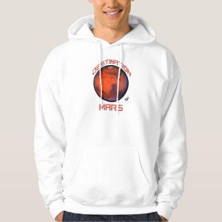 Destination Mars Hooded Sweatshirt