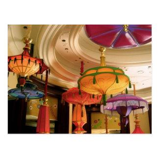 Destination Postcard: Wynn Hotel, Las Vegas