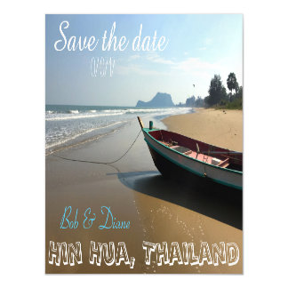 Destination Wedding Save the Date Magnet Magnetic Invitations
