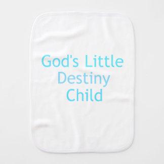 Destiny Child Baby Burp Cloth