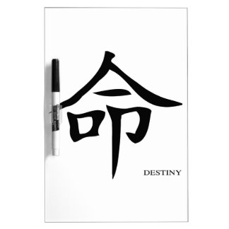 Destiny Chinese Character Dry-Erase Whiteboards