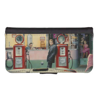 Destiny Highway iPhone SE/5/5s Wallet Case