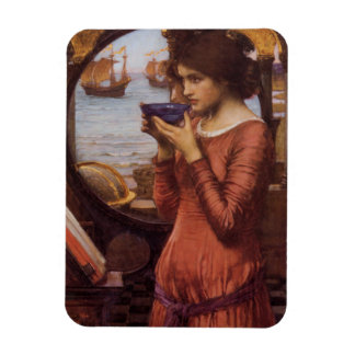 Destiny John William Waterhouse Magnet