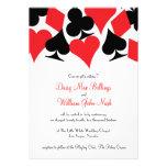 Destiny Las Vegas Wedding Invitation