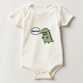 Destroy! Baby Bodysuit