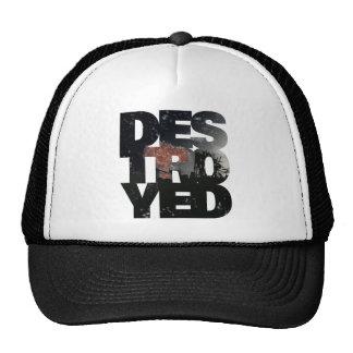 Destroyed Mesh Hat