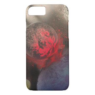 Destroyer of Worlds Spray Paint Art Phone Case