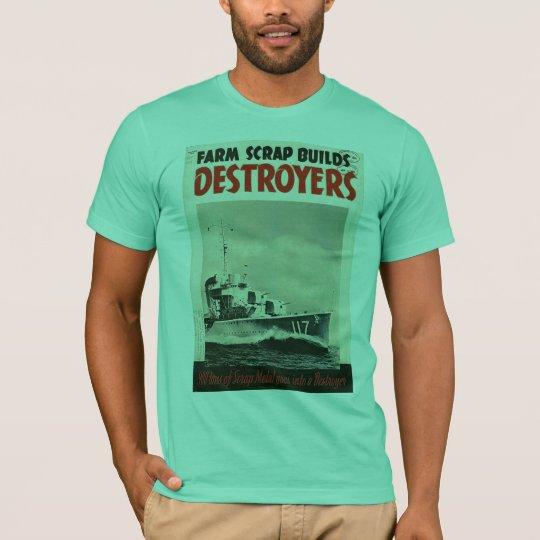Destroyers World War 3 T-Shirt