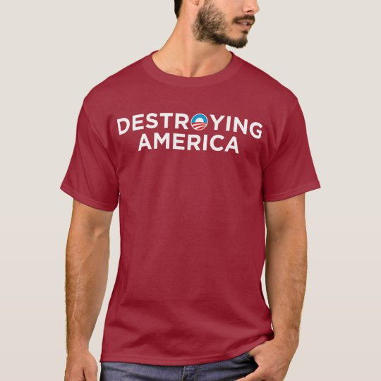 Destroying America T-Shirt