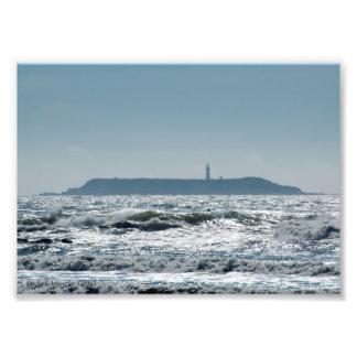 Destruction Island Lighthouse Art Photo