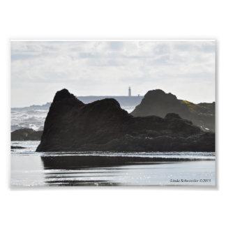 Destruction Island Lighthouse Photo Art
