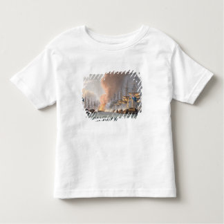 Destruction of the Danish Fleet before Copenhagen, Toddler T-Shirt